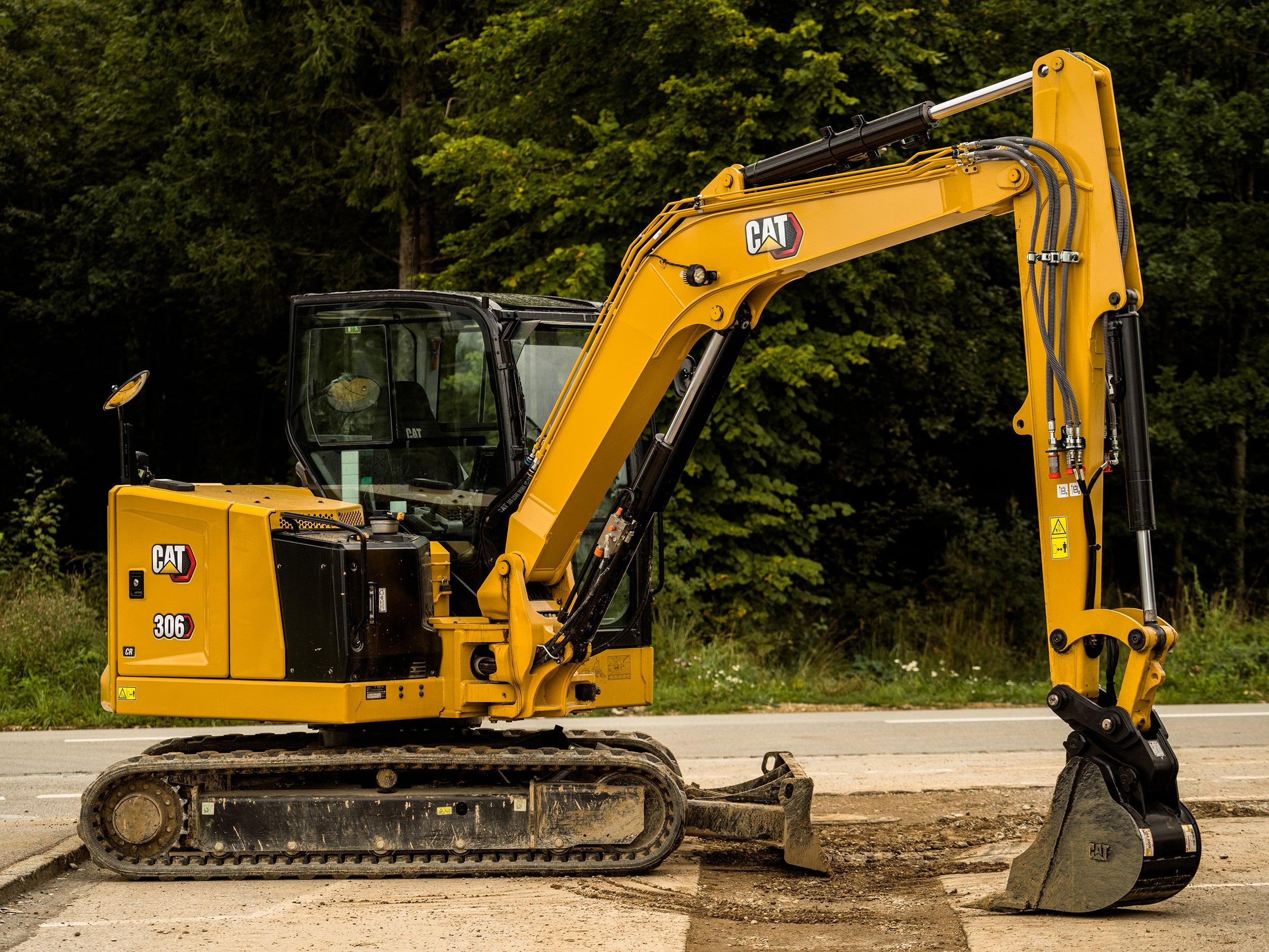 306 Excavator