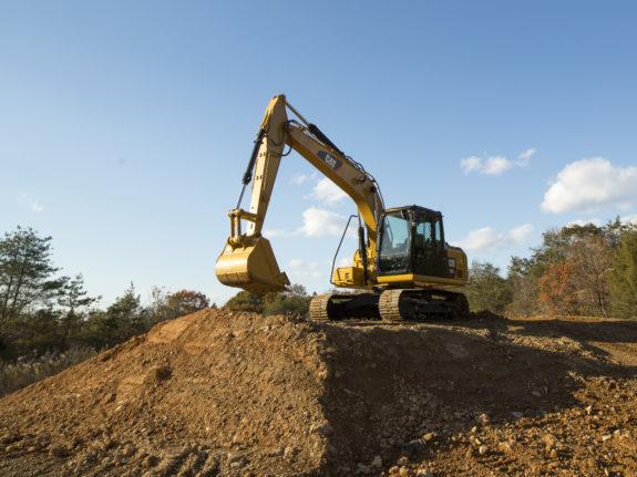 313F Excavator
