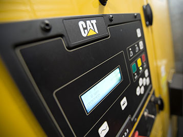 Cat Electrical Power
