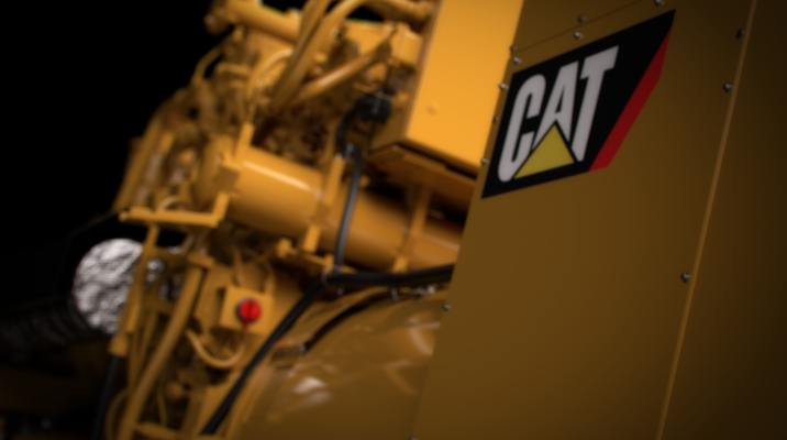 Cat Gas Engine