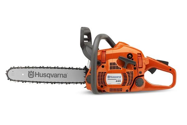 husqvarna 445e chainsaw