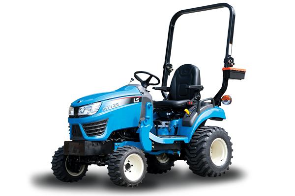 ls mt125 tractor