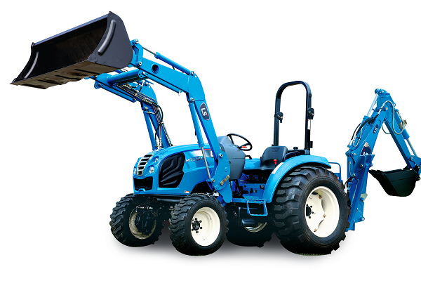 ls mt350 tractor