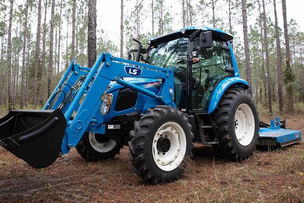 ls mt573 tractor