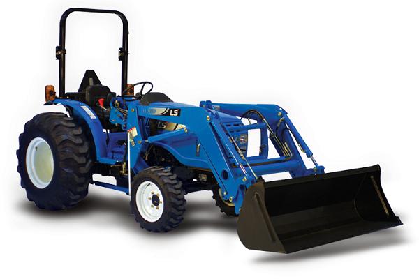 ls xg3135 tractor