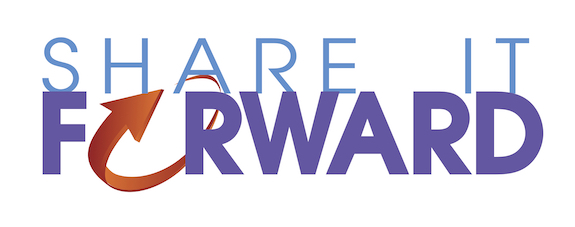 Share It Forward logo
