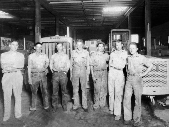 Technicians Circa 1940s
