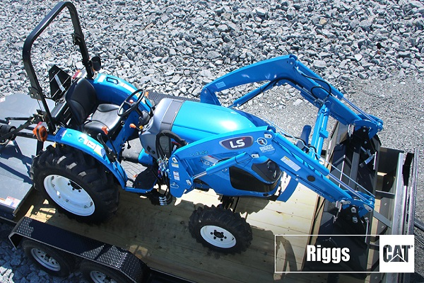 2019 LS TRACTOR XG3140 PACKAGE DEAL